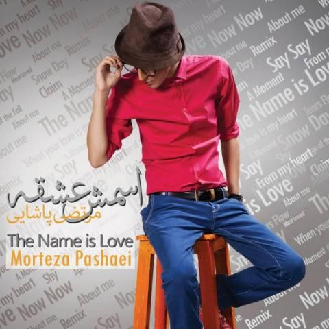 آکورد آلبوم اسمش عشقه از مرتضی پاشایی