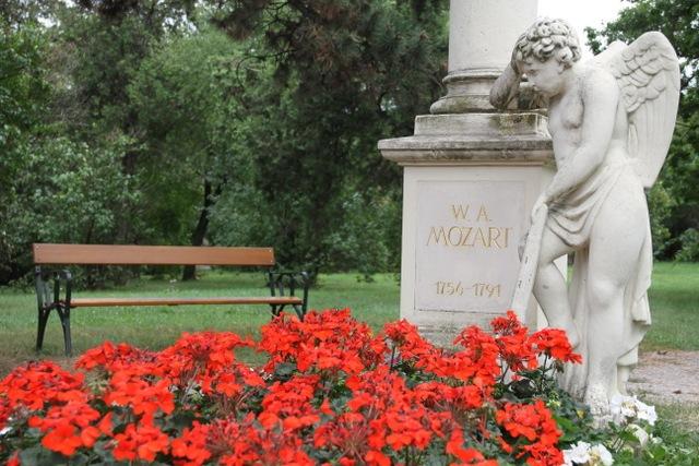 آرامگاه موتزارت