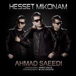 آکورد آهنگ حست میکنم از احمد سعیدی
