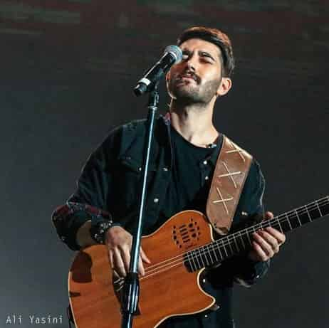 آکورد آهنگ این روزا(ورژن آکوستیک) از علی یاسینی