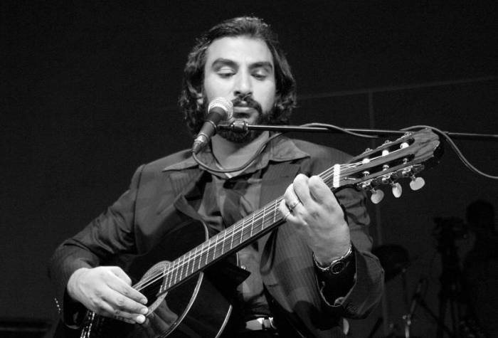 آکورد آهنگ ضیافت از ناصر عبداللهی