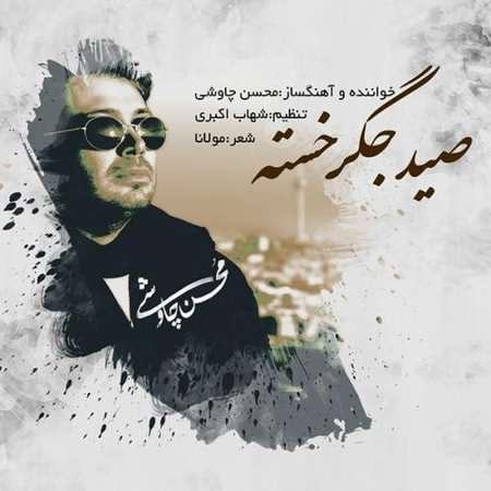 آکورد آهنگ صید جگر خسته از محسن چاوشی
